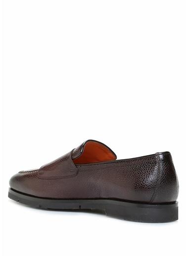 Santoni Ayakkabı Kahve